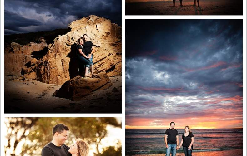 Engagement Photographer Adelaide | Cathy and Josh's sneak peek