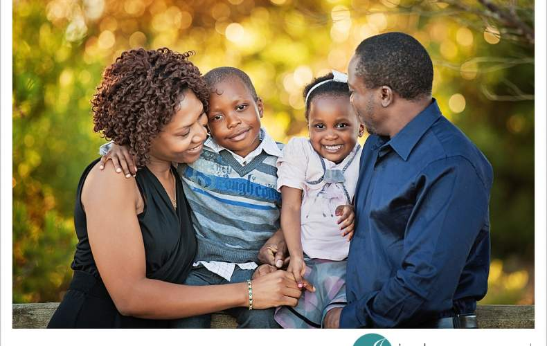 Classic Modern Family Photos | The Mhlanga family