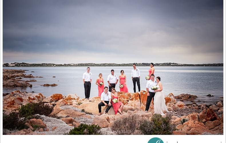 Ceduna Wedding Photographer | Kirby + Dwayne