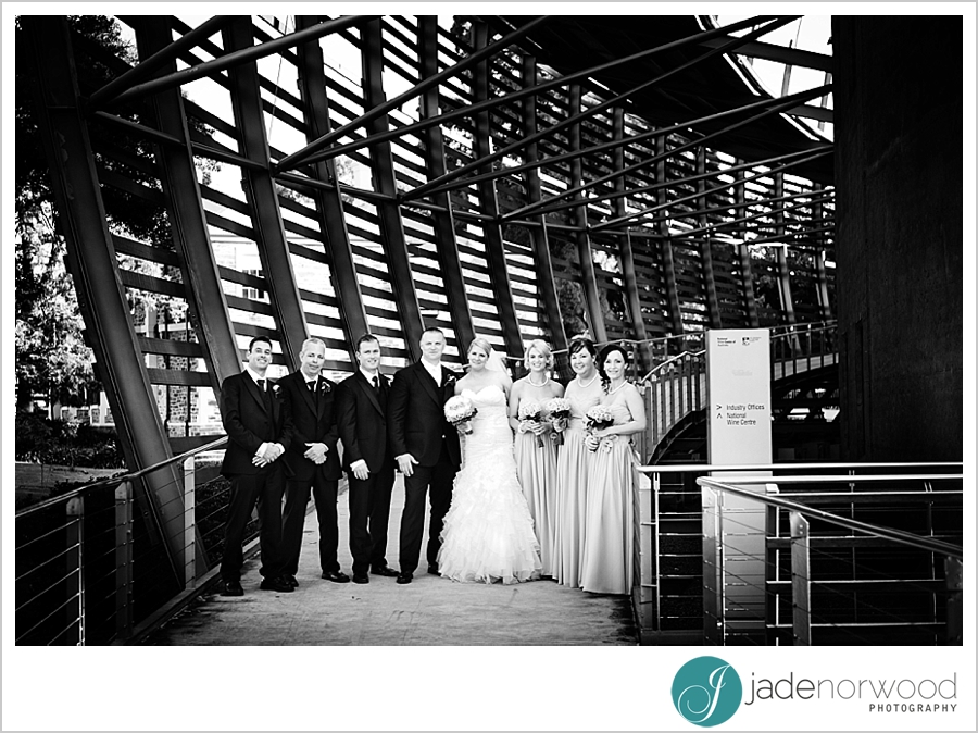 national wine centre wedding pictures
