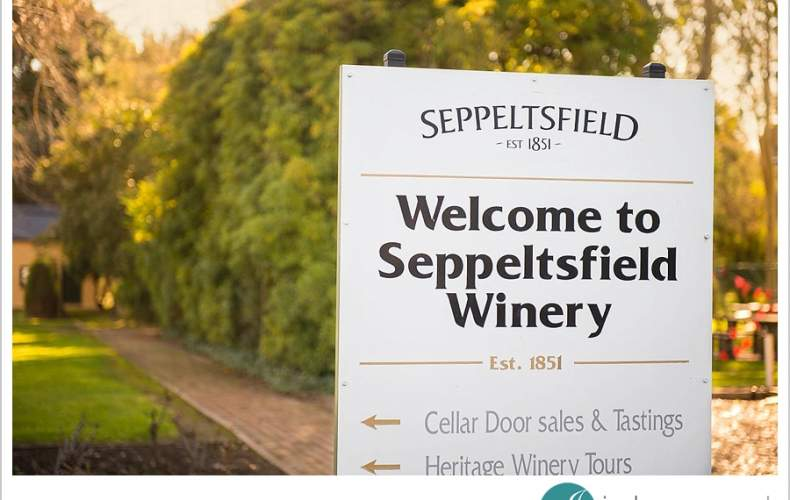 Seppeltsfield Winery | Barossa Wedding Venue