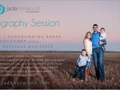 Adelaide Family Photo Session for Christmas