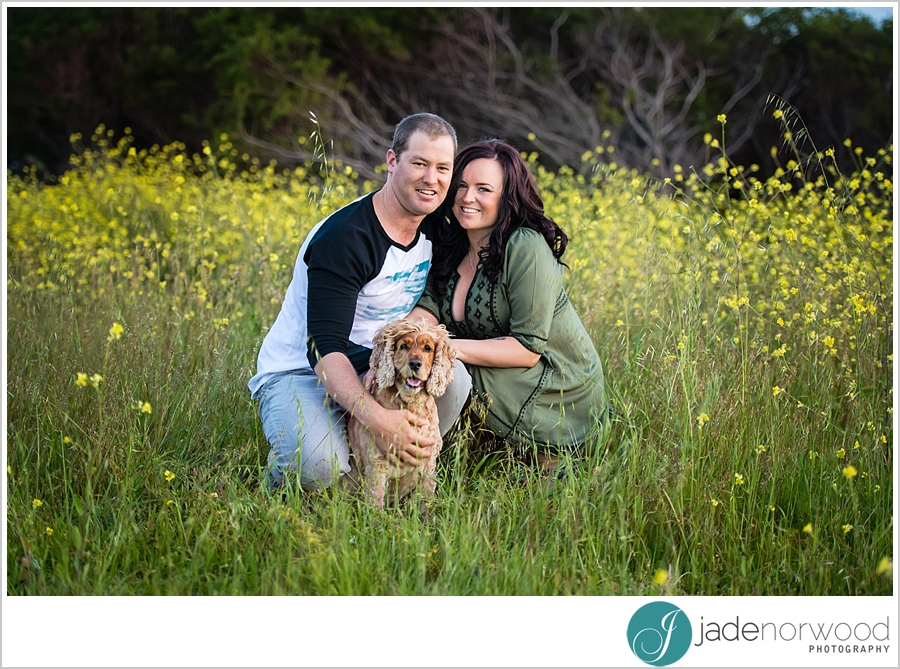 eyre peninsula engagement photographer