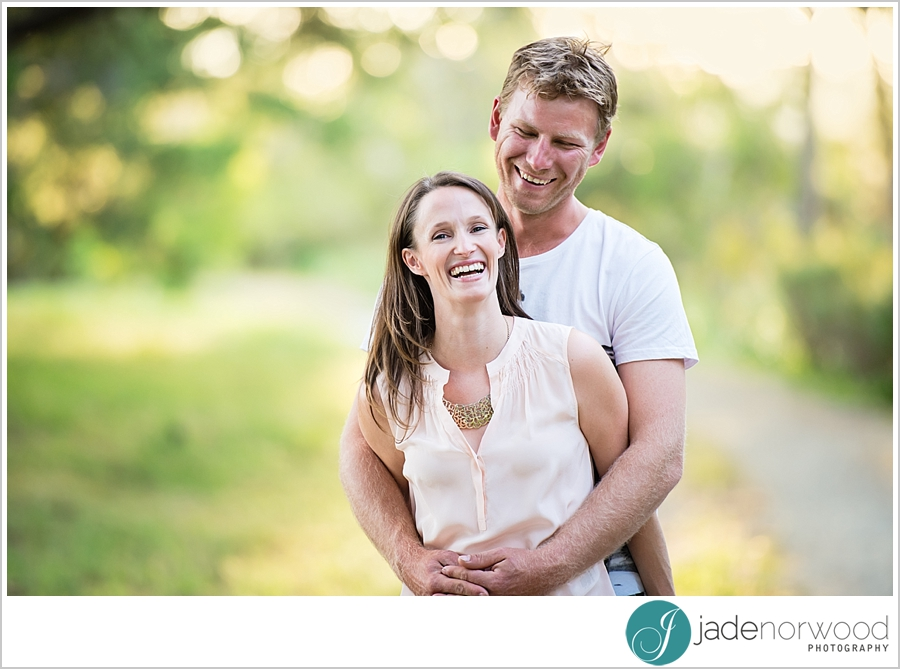 Adelaide Hills Engagement Photographer Kersbrook