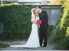 Brooke and Brenton's surprise wedding