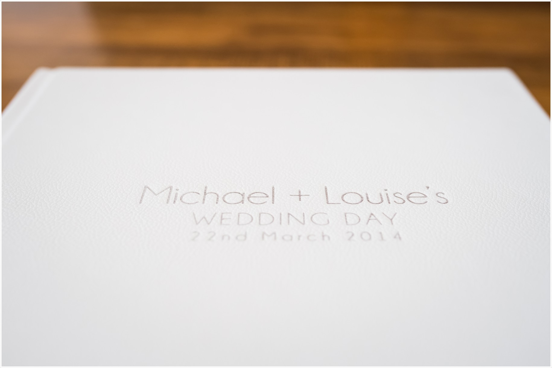 wedding albums adelaide wedding photographers white leather lay flat
