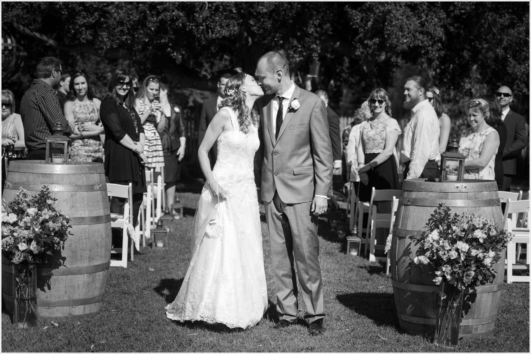saltram winery barossa ceremony wedding lavender photos