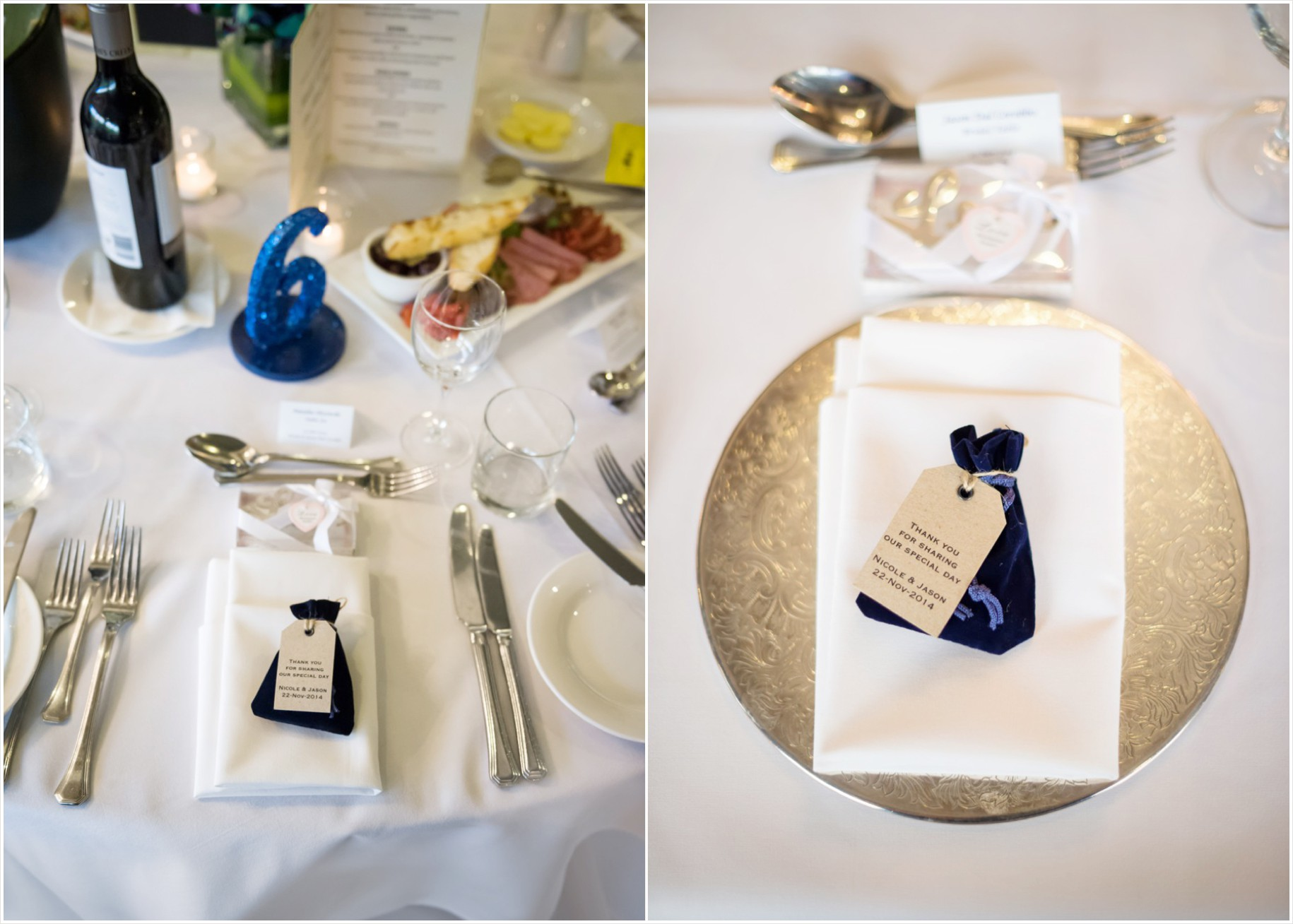 stamford adelaide blue white wedding