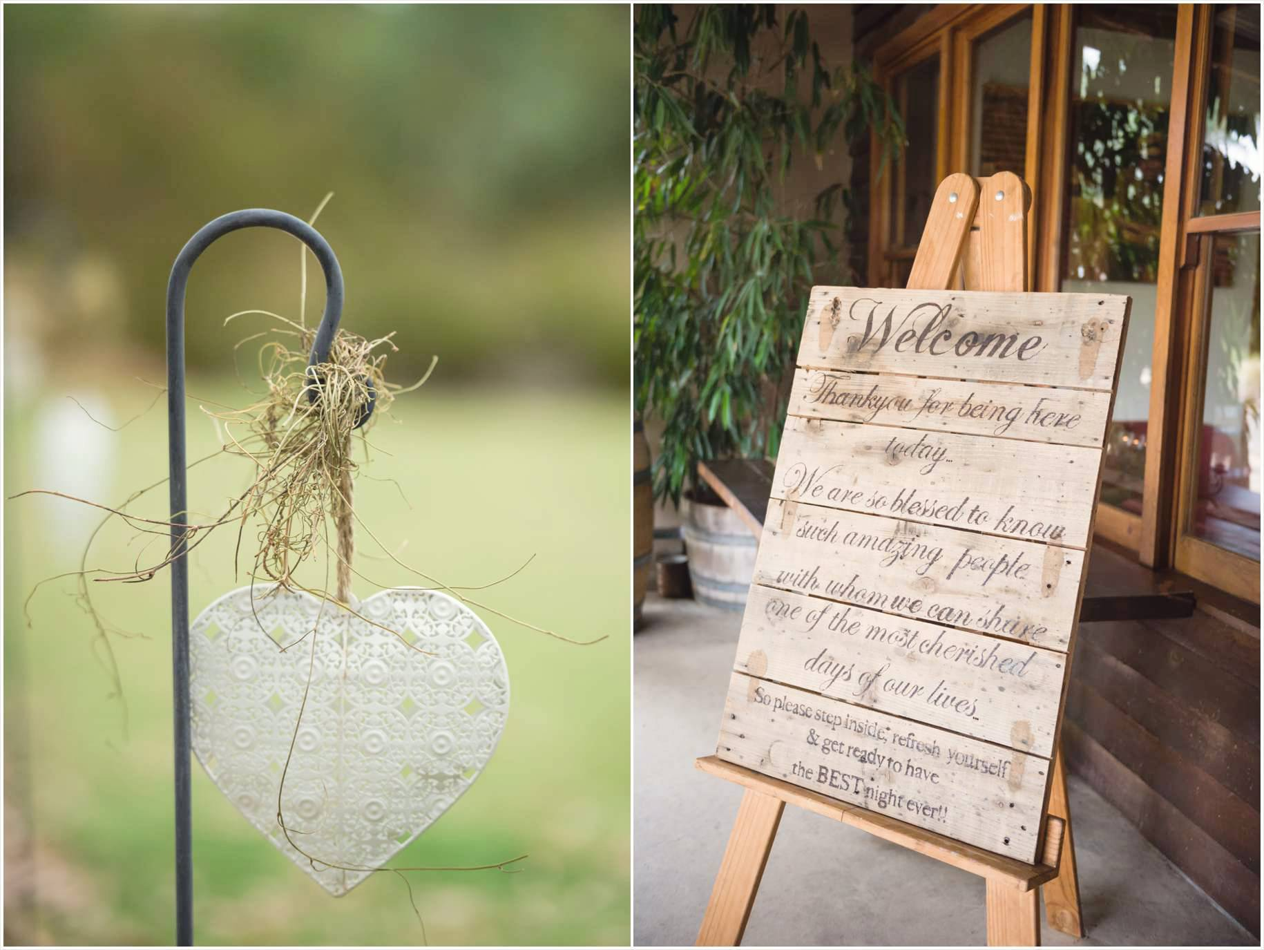 Gomersal winery vintage aussie bush wedding