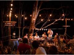 Top ten outdoor wedding reception tips