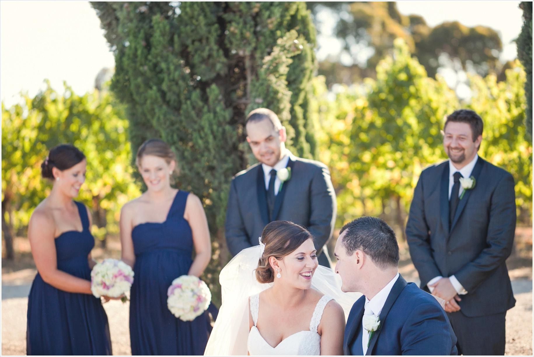 the lane vineyard Adelaide hills winery wedding