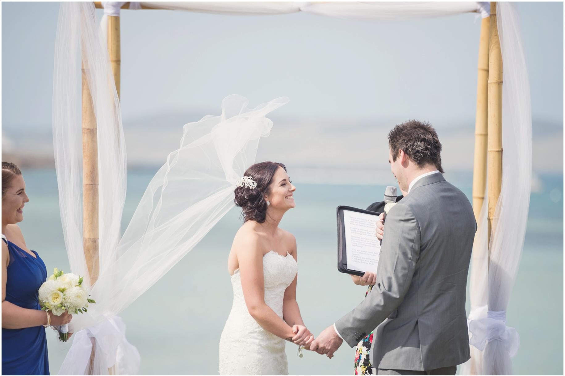 Heartfelt Port Lincoln Hotel Wedding
