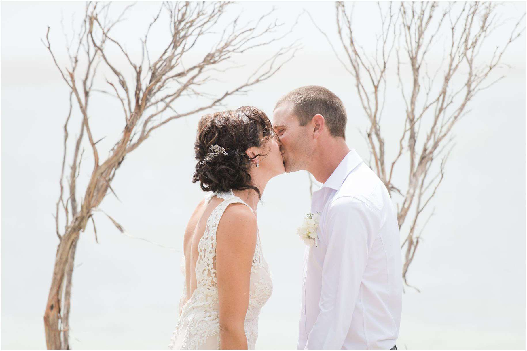 Family wedding photographer streaky bay
