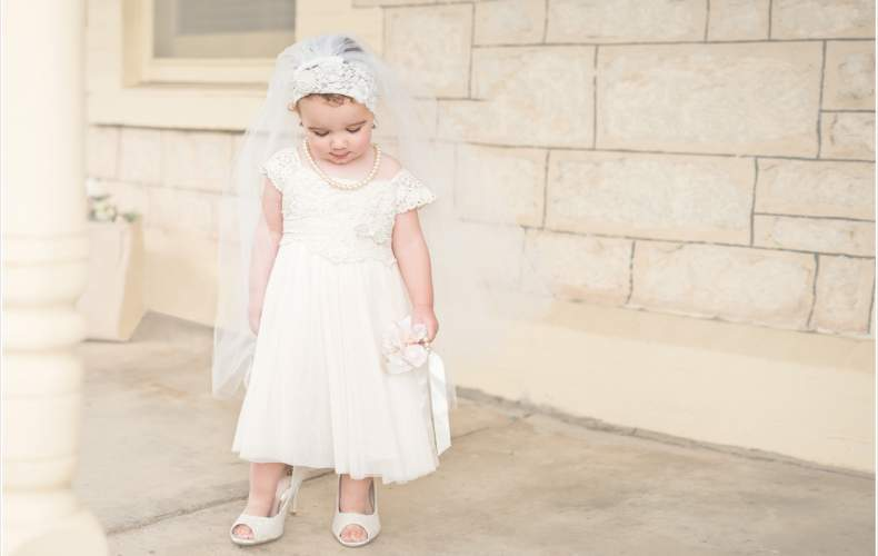Kids at weddings – disaster or delightful?
