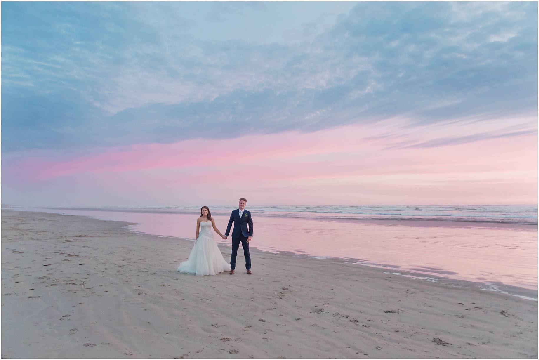 Goolwa Beach wedding
