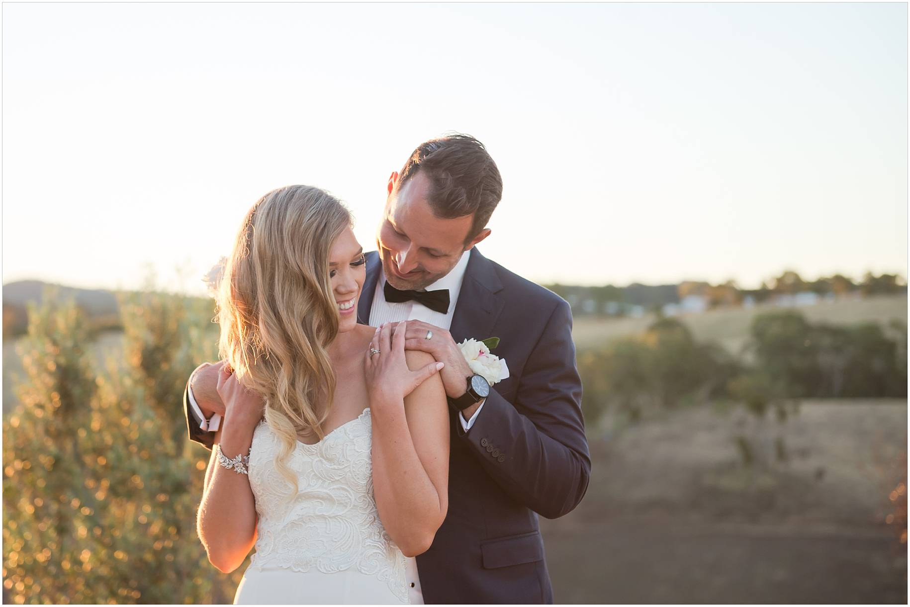 adelaide hills woodside outdoor wedding