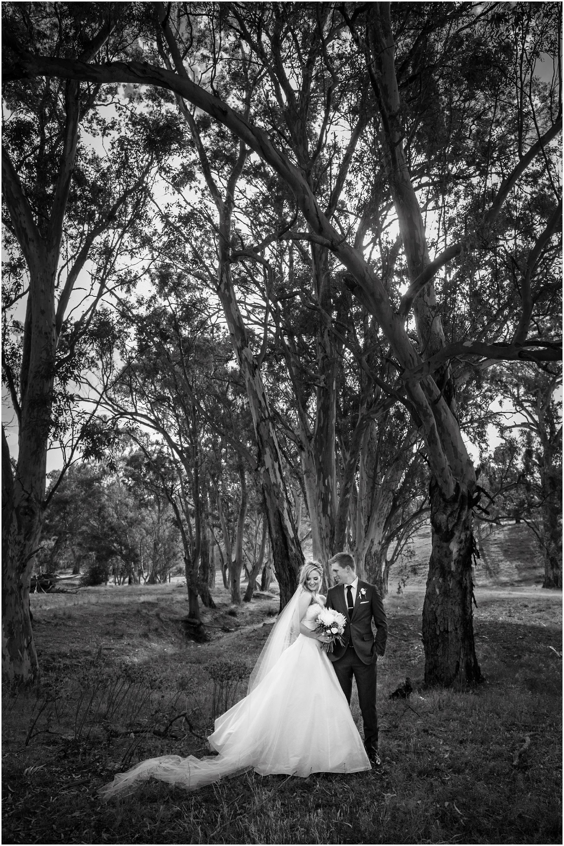 Huges Park Wedding