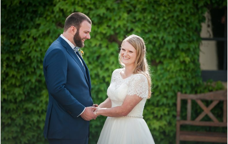 Amelia + Josh's Mt Lofty Wedding