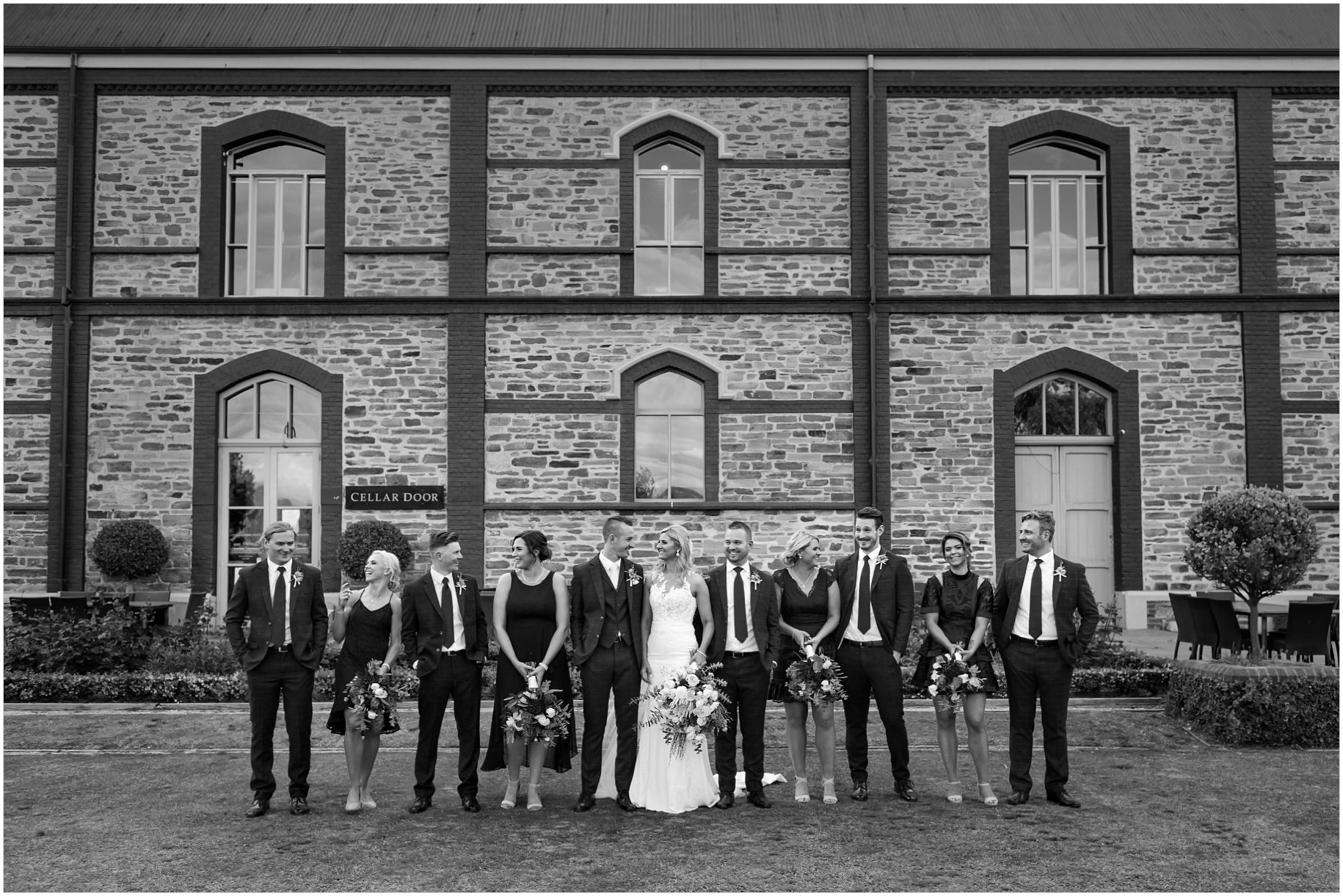 Chateau Tanunda Barossa Valley romantic wedding
