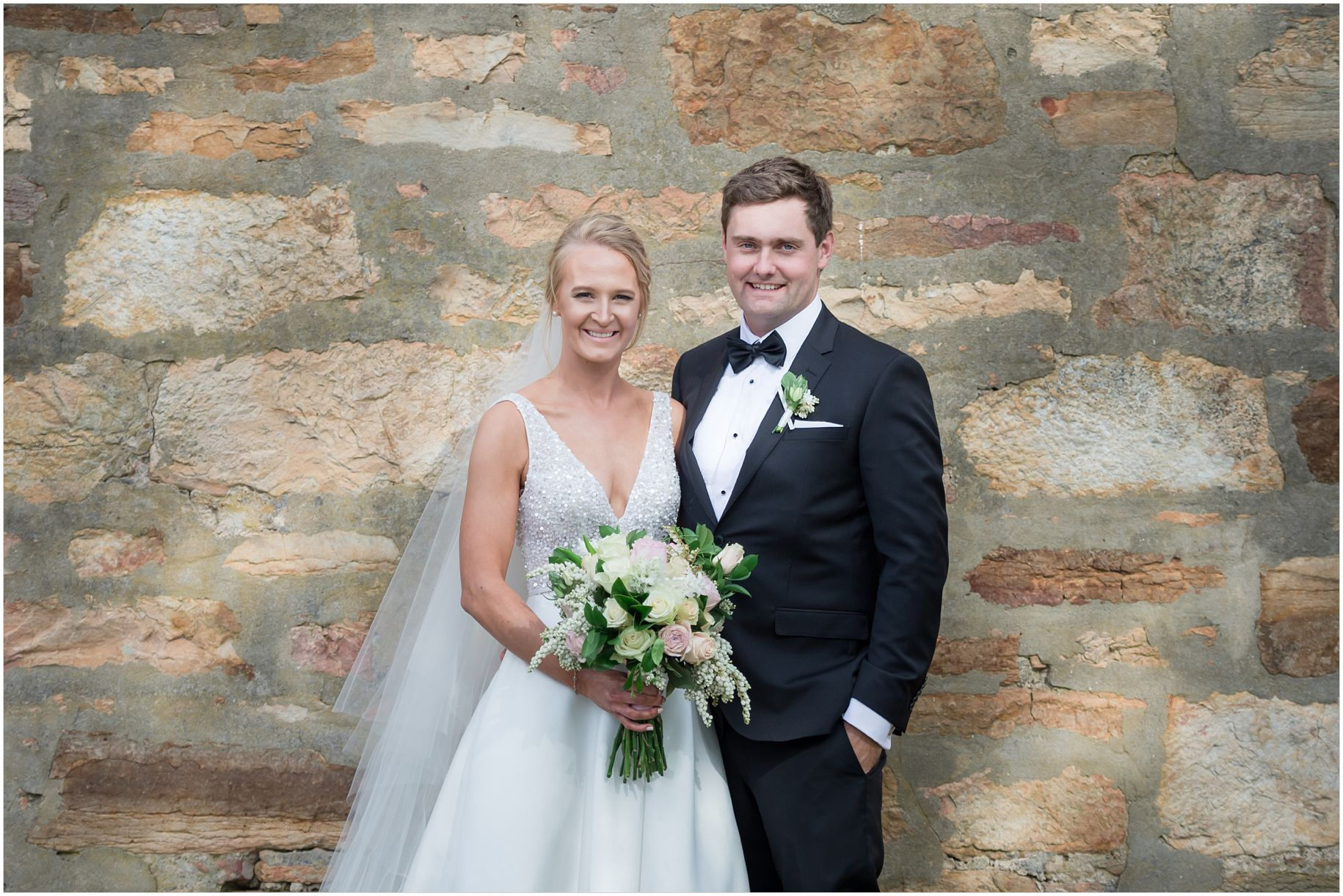 Newneham mount barker wedding helicopter bride groom