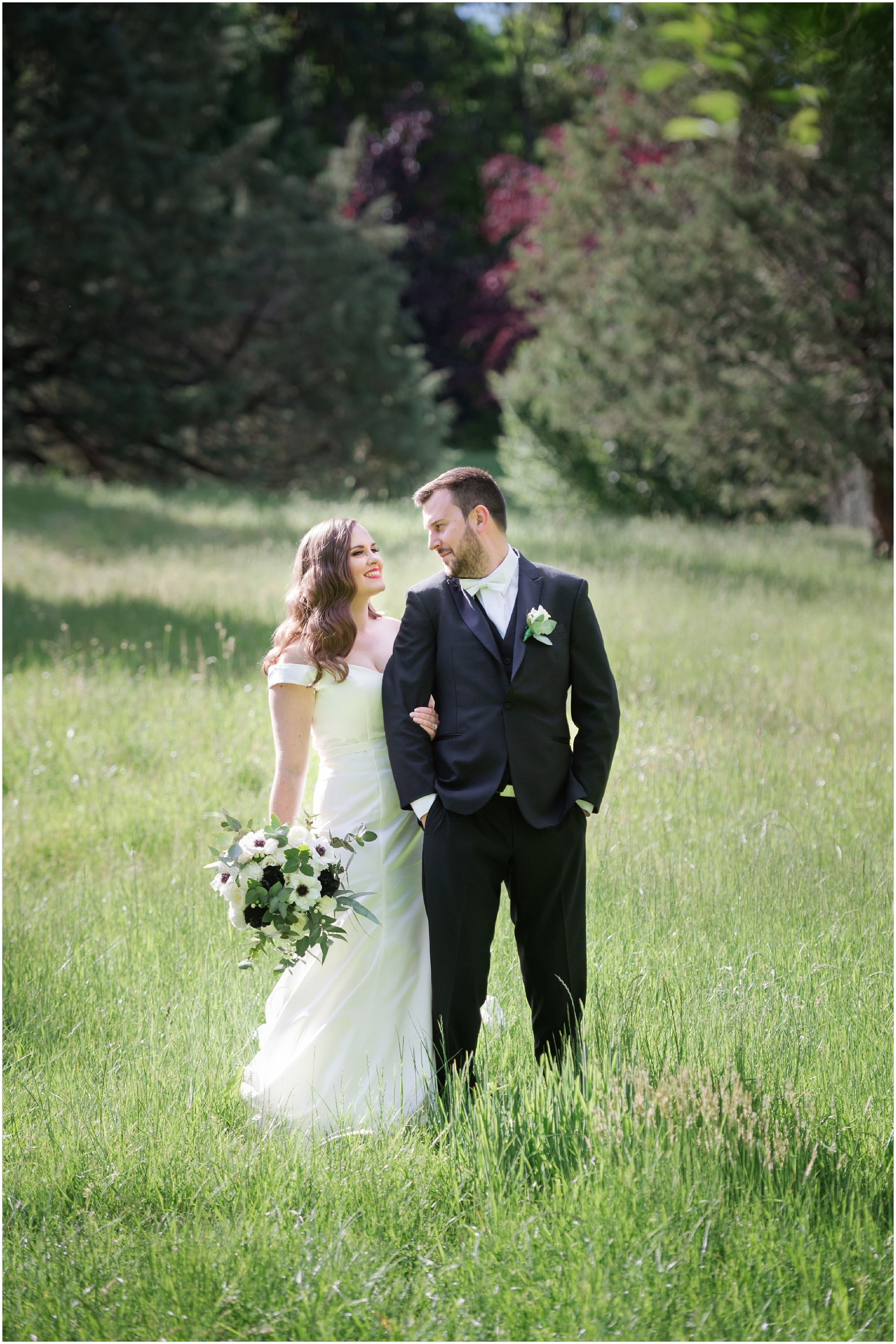 mount lofty botanic gardens wedding