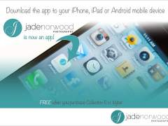 Jade Norwood Photography now an app!