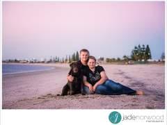 Family Photos | Kirsty, Brad and Lola