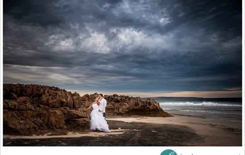 Streaky Bay Wedding Photographer   Lisa + Brad's Sneak Peek