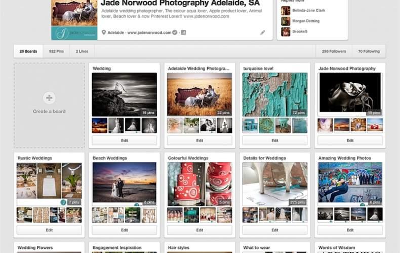 Wedding Planning | Pinterest is your new best friend