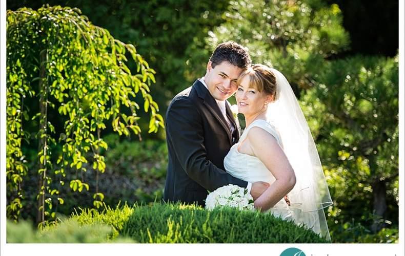 Japanese gardens | Adelaide Himeji Garden wedding | O'Dwyer Part 2