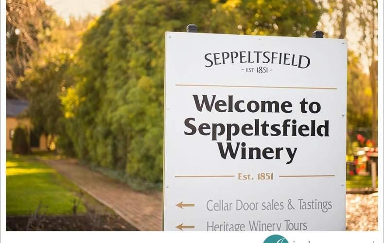 Seppeltsfield Winery | Barossa Wedding Venue