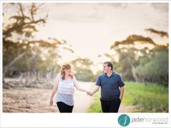 Sunset Engagement Photos | Jessica + Jethro