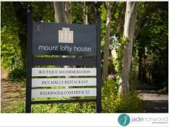 Mounty Lofty House Wedding Venue Photos