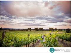 Jess & Mark's Adelaide Hills Winery Wedding