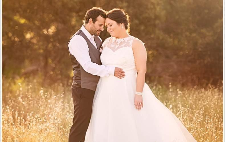 Ellyce & Trent's Wedding Day