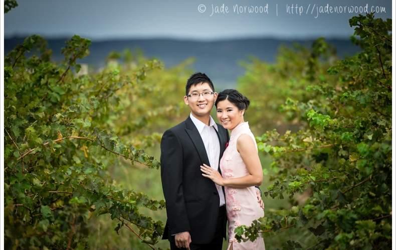 Amilia + Zhi Pre Wedding Photos