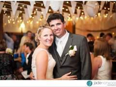 Mr and Mrs Mudge's wedding