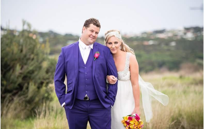 Sarah + Dallas's Wedding