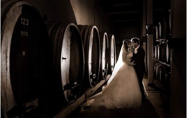 Bianca + Andrews Barossa Wedding