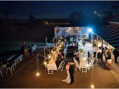Nicole + Jon's Parachilna Wedding