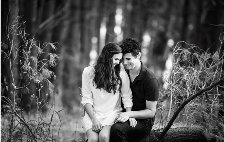 Tamra + Josh's Engagement Pictures