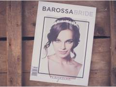 Barossa Bride Australian Wedding feature Mel + Aaron