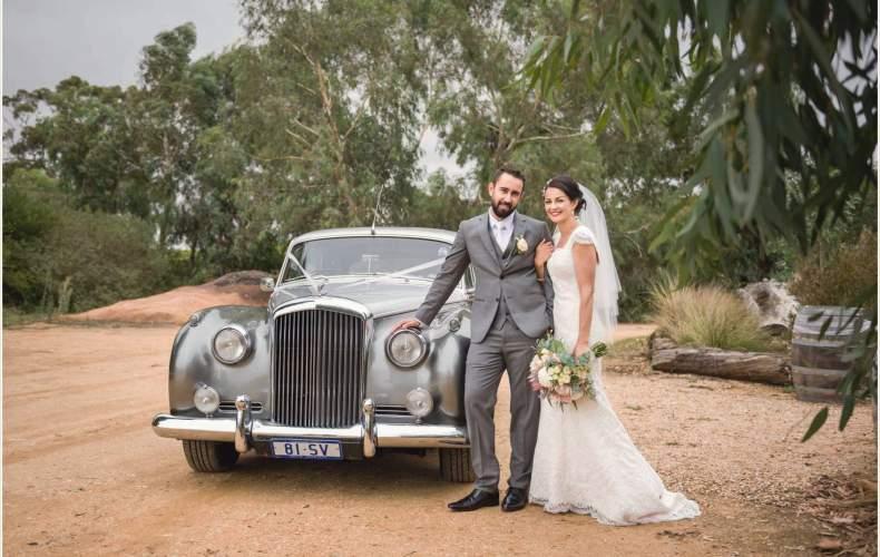 Mel + Aaron's Barossa Wedding