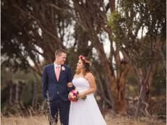 Waverley Estate Wedding | Casey + Nathan