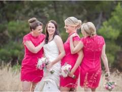 Elise & Blake's Wedding Day