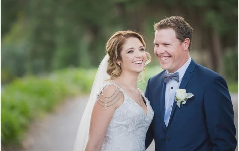 Ashlee + Justin's Mount Lofty Wedding