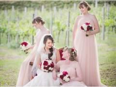 Mr + Mrs Saccone's Wedding Day