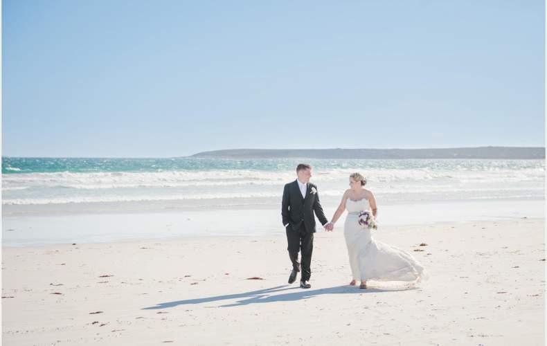 Kirsty + Brad's Wedding Day