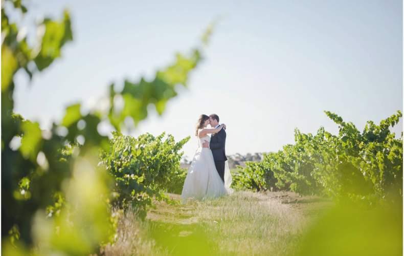 Lauren + Ben's Wedding Day