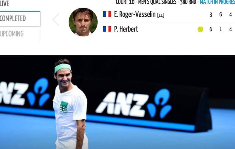 Dream Come True – Watch Roger Federer Live